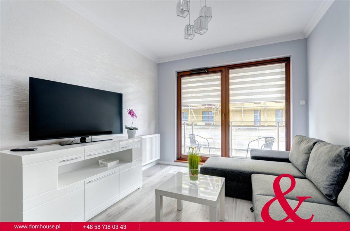 Mieszkanie dwupokojowe na wynajem Gdańsk, Śródmieście, Jaglana  35m2 Foto 1