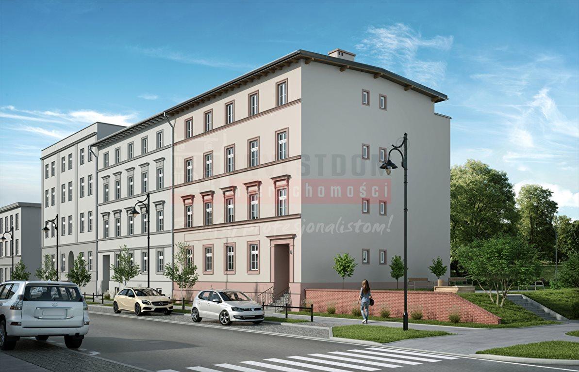 Mieszkanie trzypokojowe na sprzedaż Brzeg  58m2 Foto 2
