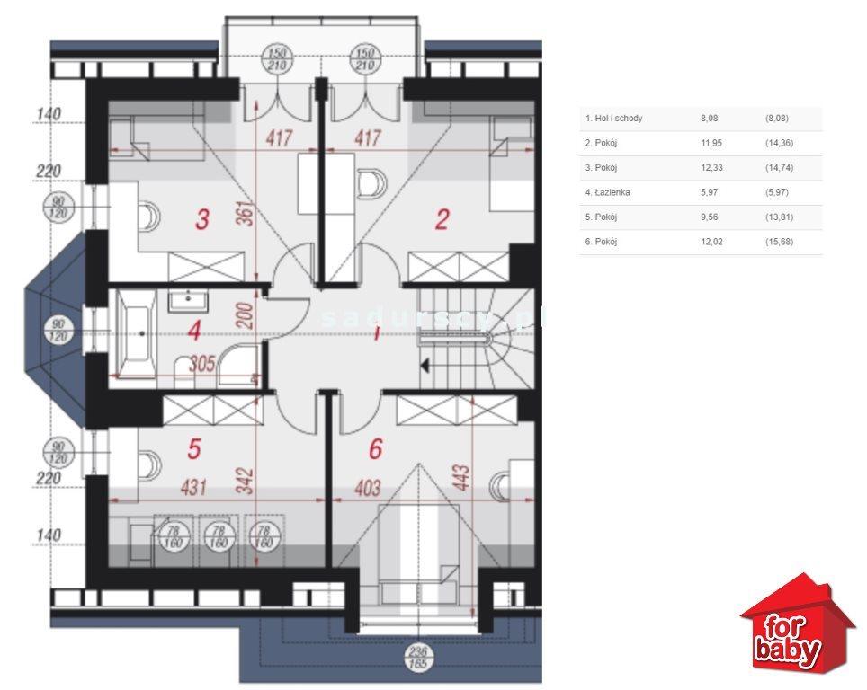 Dom na sprzedaż Przebieczany  151m2 Foto 4
