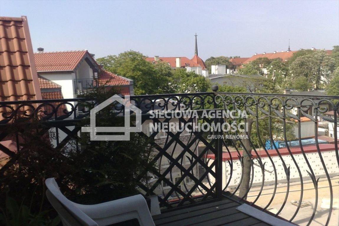 Kawalerka na wynajem Sopot, Dolny, Królowej Jadwigi  100m2 Foto 8