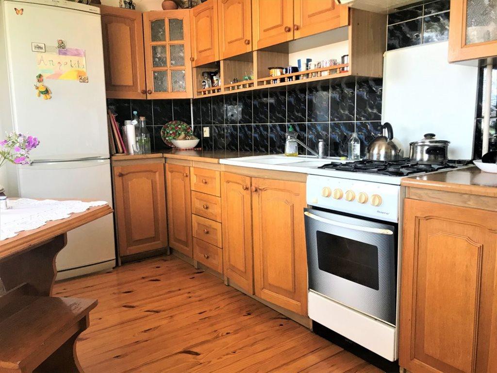 Mieszkanie trzypokojowe na sprzedaż Łęczna, Staszica  74m2 Foto 5