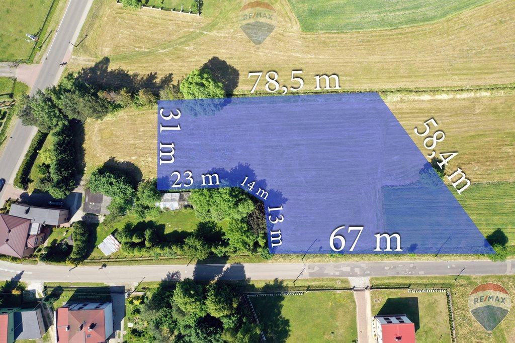 Działka budowlana na sprzedaż Imielin  4058m2 Foto 5