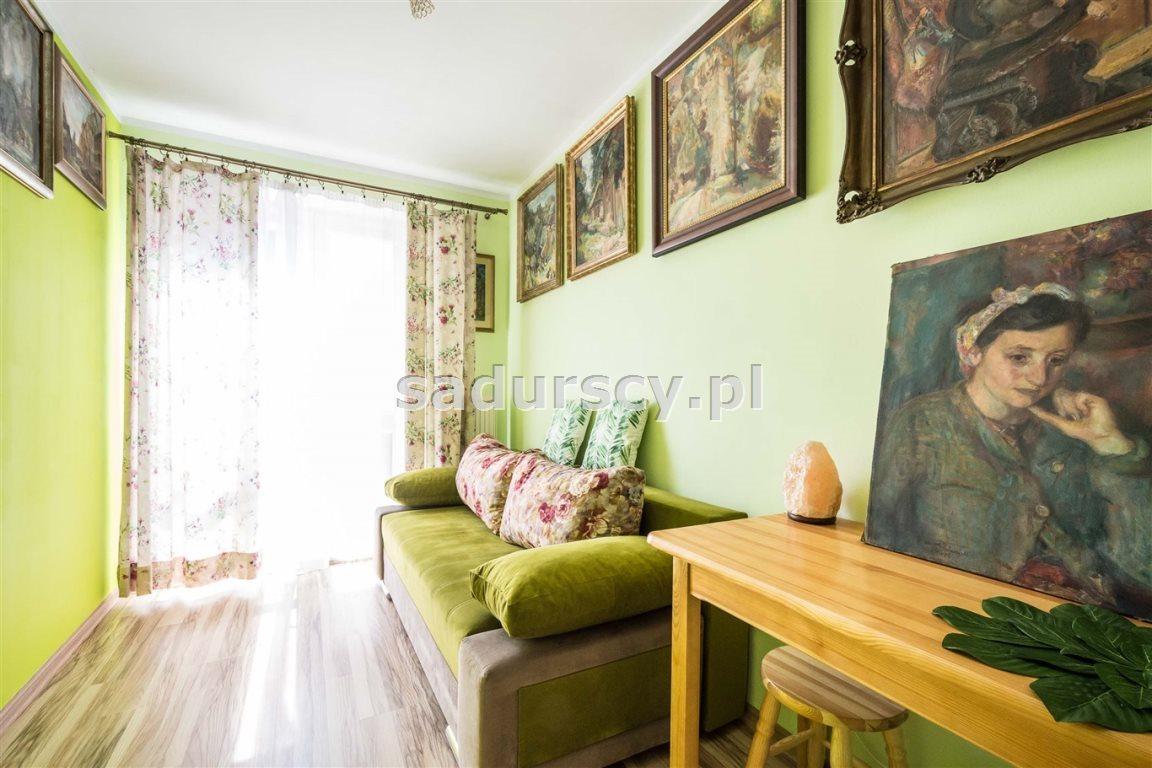 Mieszkanie trzypokojowe na sprzedaż Kraków, Dębniki, Ruczaj, Obozowa  50m2 Foto 1