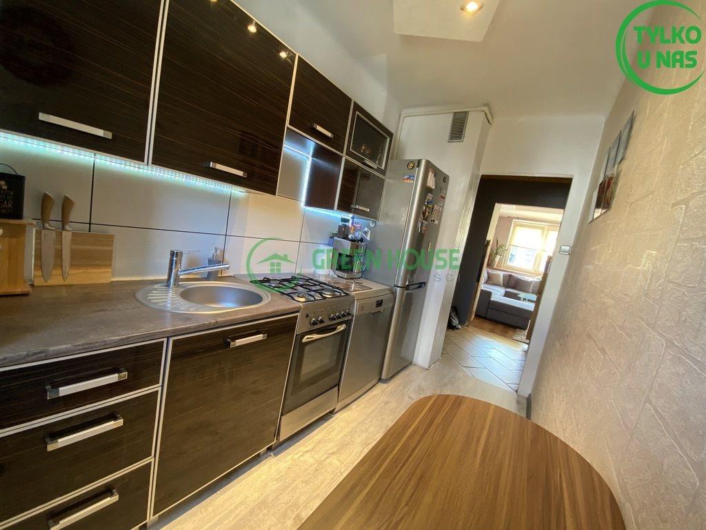 Mieszkanie dwupokojowe na sprzedaż Częstochowa, Śródmieście, Sprzedam 2 pokoje z balkonem w centrum.  50m2 Foto 1