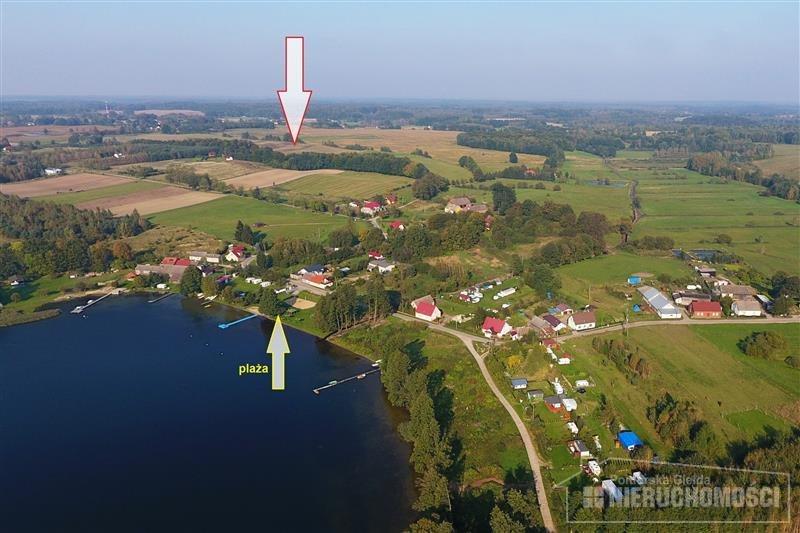 Działka siedliskowa na sprzedaż Silnowo, Jezioro, Las, działka  3001m2 Foto 6