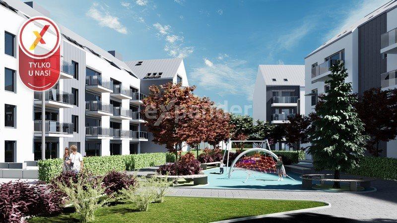 Mieszkanie dwupokojowe na sprzedaż Poznań, Strzeszyn  39m2 Foto 2
