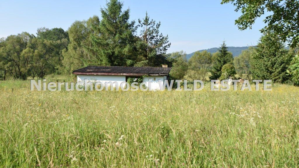 Działka rolna na sprzedaż Solina, Rajskie  5700m2 Foto 2
