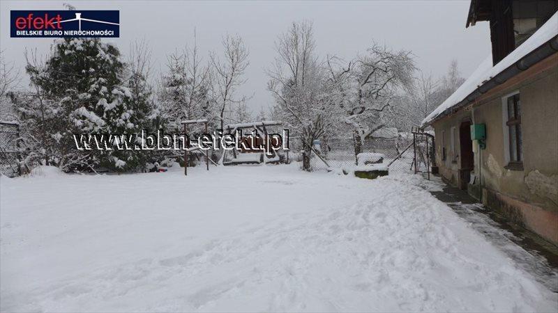 Działka budowlana na sprzedaż Bielsko-Biała, Kamienica  1008m2 Foto 3