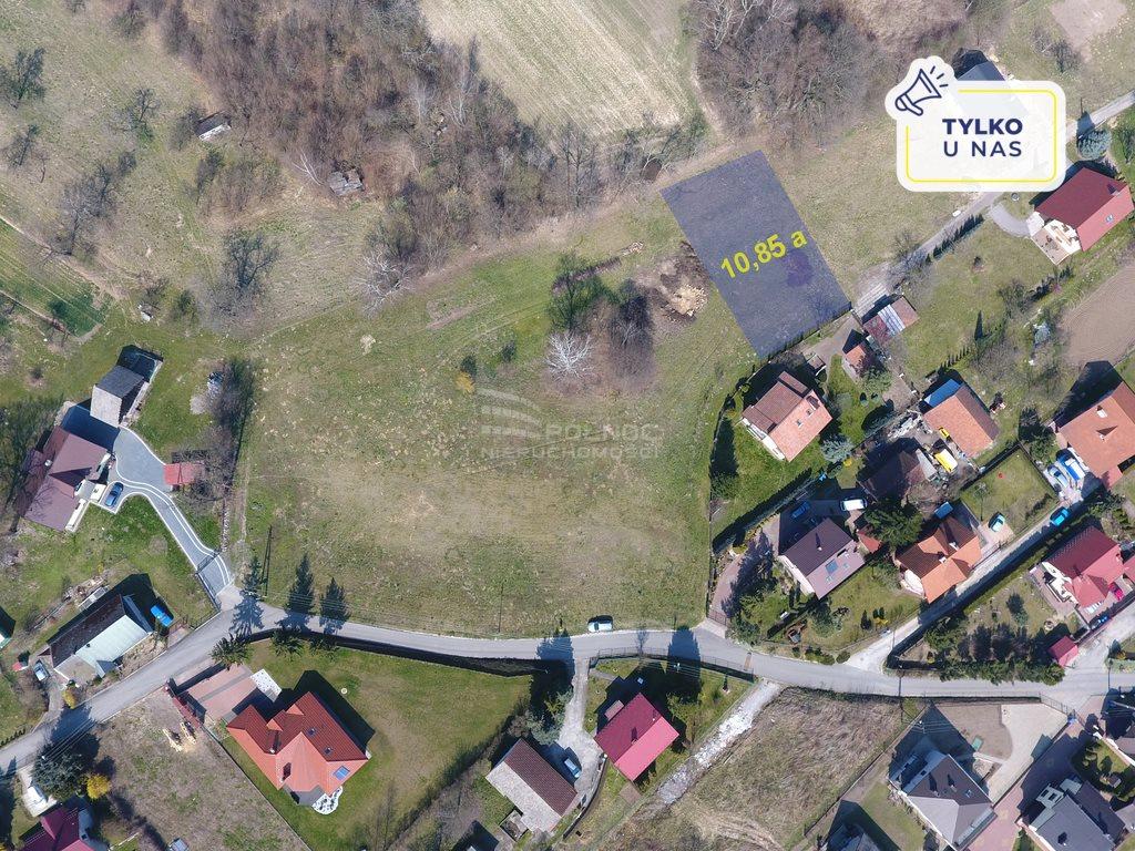 Działka budowlana na sprzedaż Kraków, Nowa Huta, Aleksandra Orłowskiego  1085m2 Foto 1