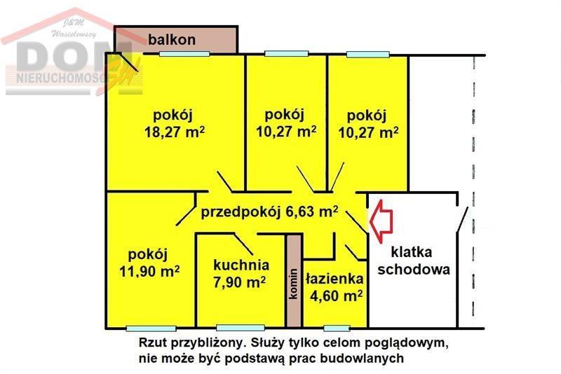 Mieszkanie czteropokojowe  na sprzedaż Rzepowo, Jezioro, Kościół, Las, Przystanek autobusowy, Rzek  70m2 Foto 3