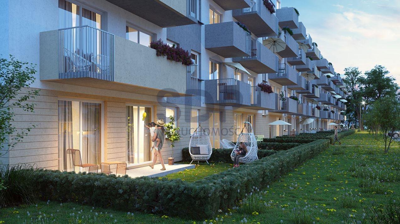 Mieszkanie trzypokojowe na sprzedaż Wrocław, Krzyki, Wojszyce, Buforowa  48m2 Foto 8