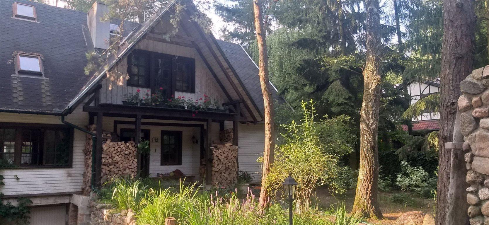 Dom na sprzedaż Zalesie Górne, Nowinek  300m2 Foto 1