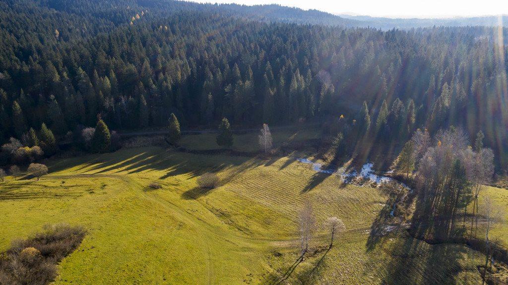 Działka rolna na sprzedaż Bandrów Narodowy  520600m2 Foto 8