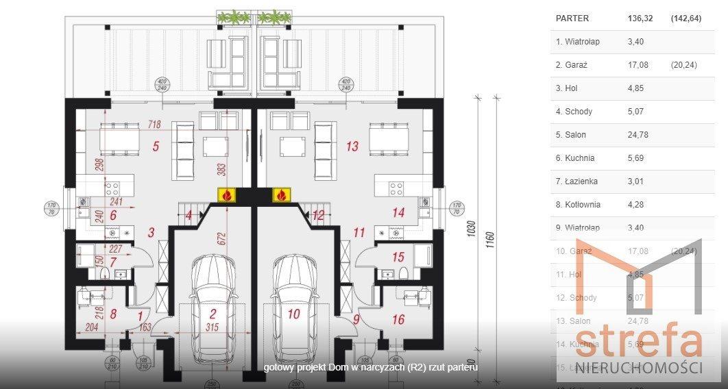 Dom na sprzedaż Niemce  125m2 Foto 3