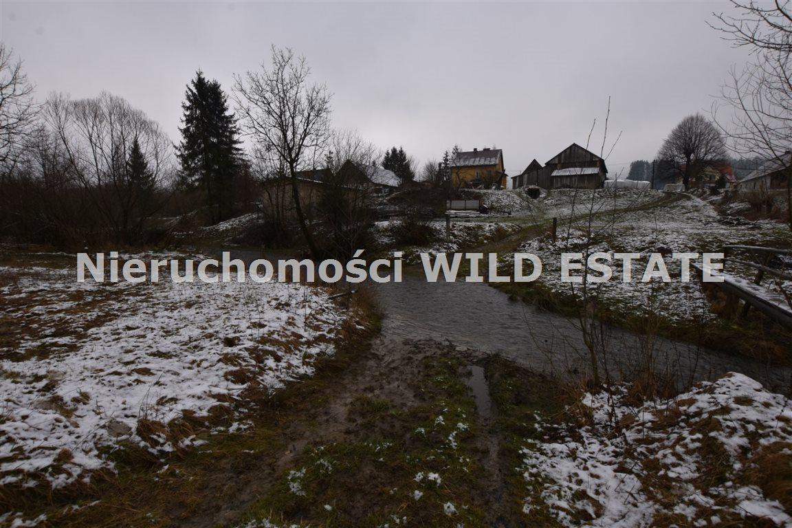 Działka rolna na sprzedaż Olszanica, Paszowa  5376m2 Foto 4
