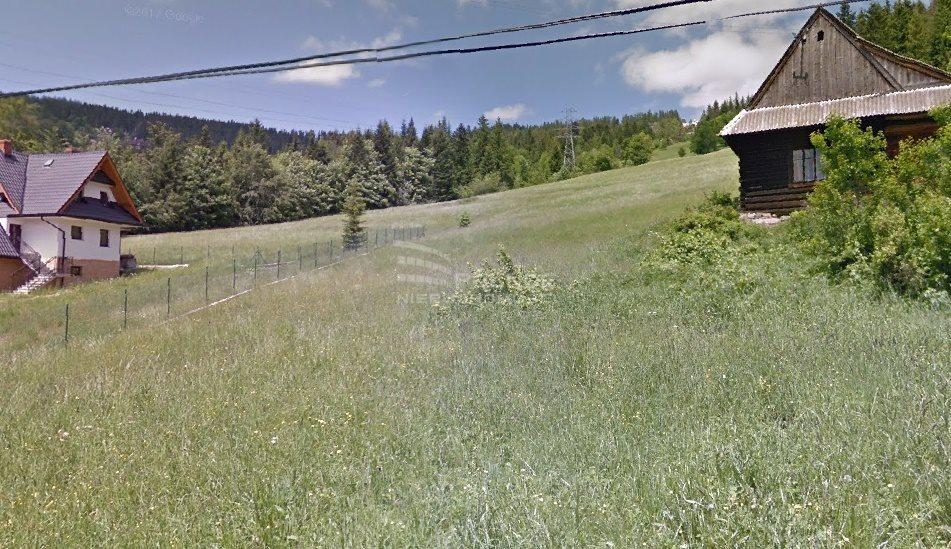 Działka budowlana na sprzedaż Kościelisko, Czajki  2244m2 Foto 5