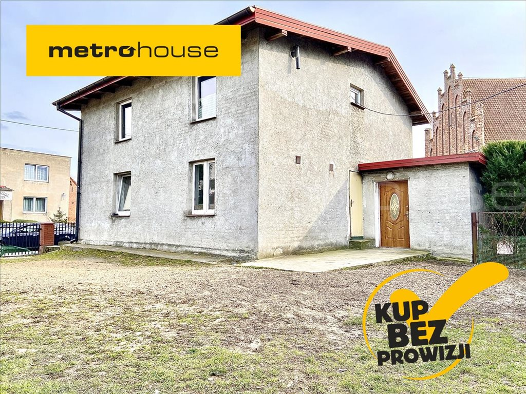 Dom na sprzedaż Prątnica, Lubawa  120m2 Foto 1
