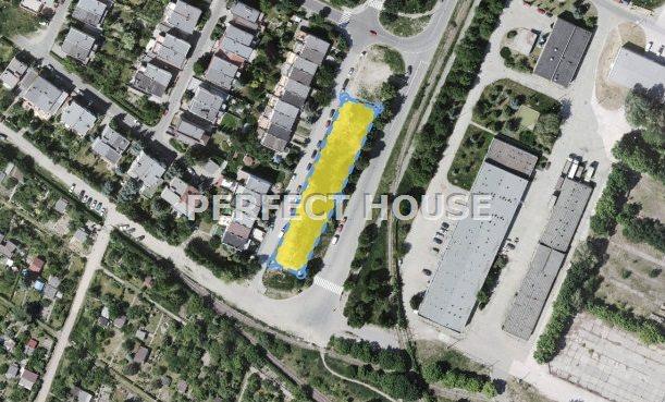 Działka komercyjna pod dzierżawę Poznań, Jeżyce  1450m2 Foto 5