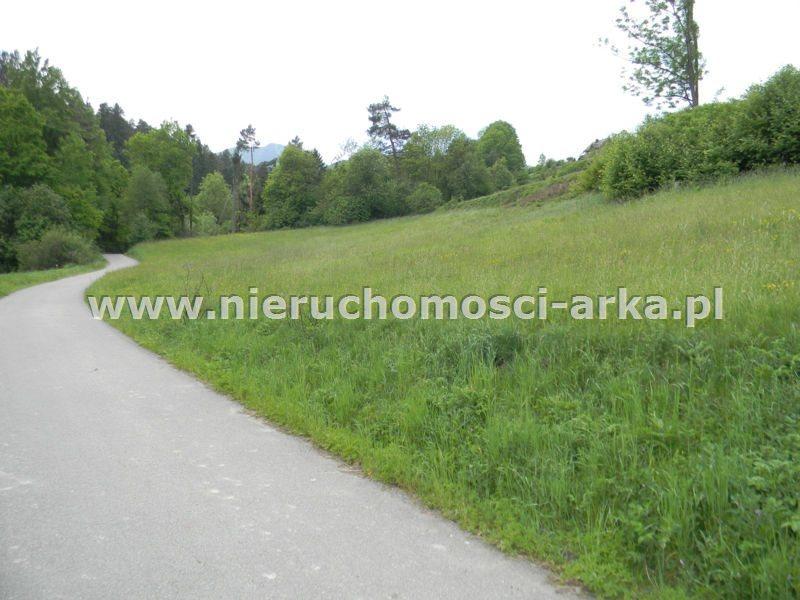 Działka budowlana na sprzedaż Mszana Dolna  2400m2 Foto 1