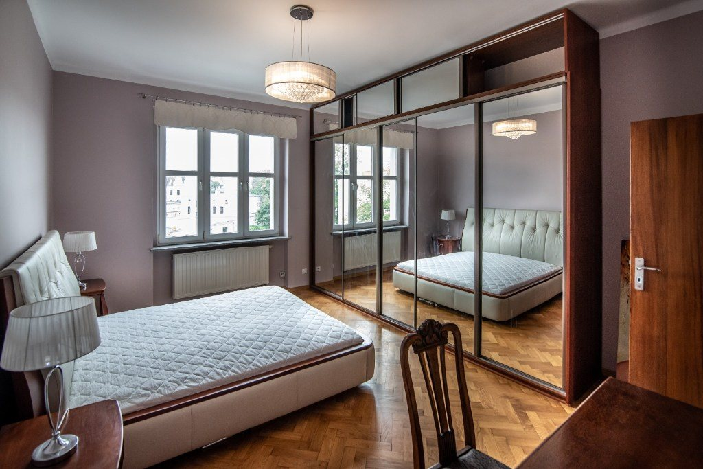 Mieszkanie trzypokojowe na wynajem Gliwice, Powstańców Warszawy  102m2 Foto 7