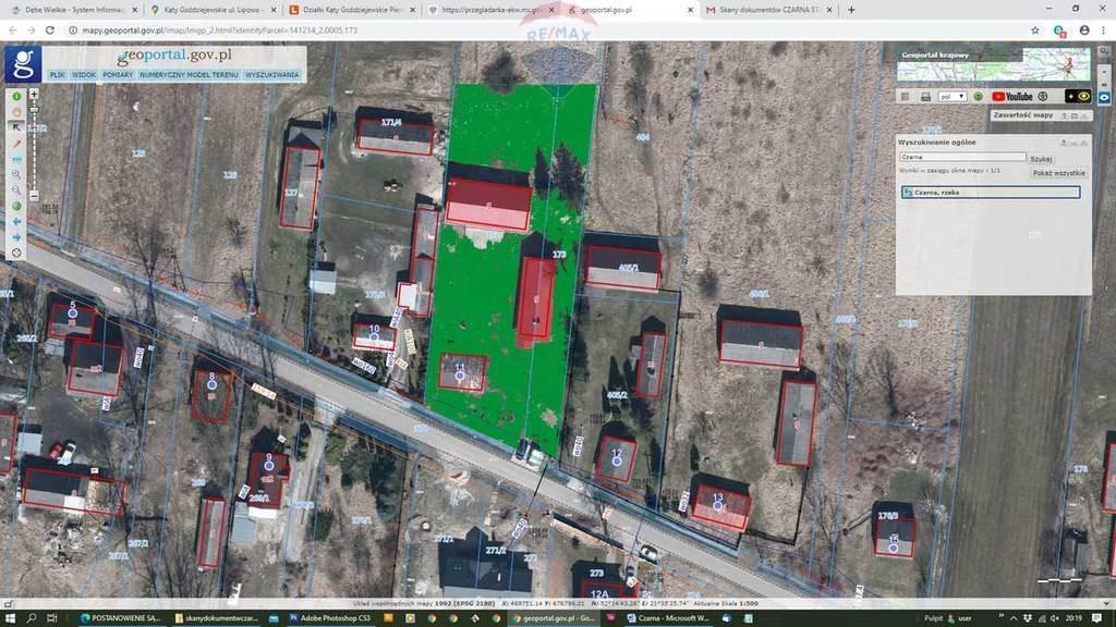 Działka rolna na sprzedaż Stanisławów  27590m2 Foto 1