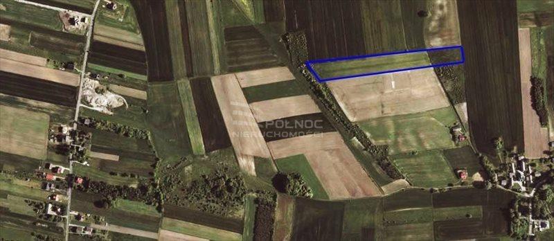 Działka rolna na sprzedaż Wierzchowisko  14020m2 Foto 1