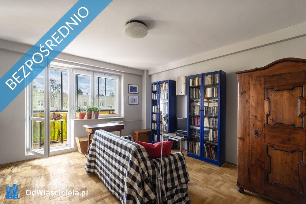 Mieszkanie trzypokojowe na sprzedaż Warszawa, Ursynów, Kazury  63m2 Foto 7