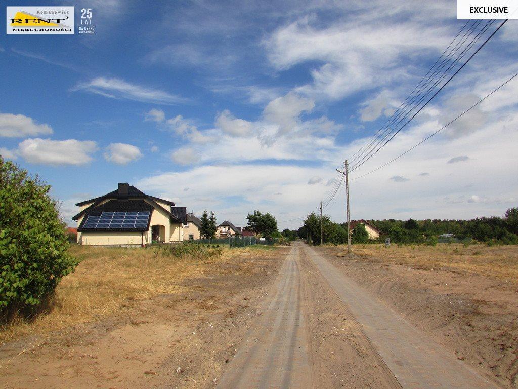 Działka budowlana na sprzedaż Borzysławiec  974m2 Foto 2