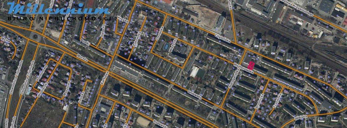Działka budowlana na sprzedaż Gdynia, Chylonia, Wejherowska  627m2 Foto 2