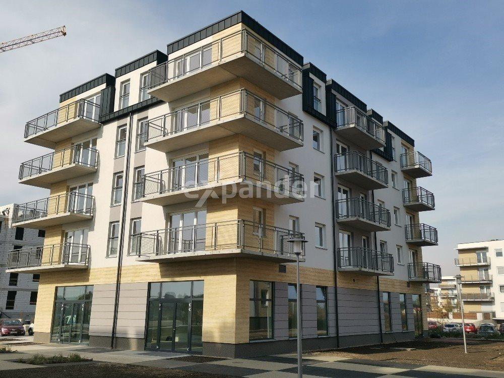 Mieszkanie dwupokojowe na sprzedaż Wrocław, Krzyki, Klasztorna  47m2 Foto 2