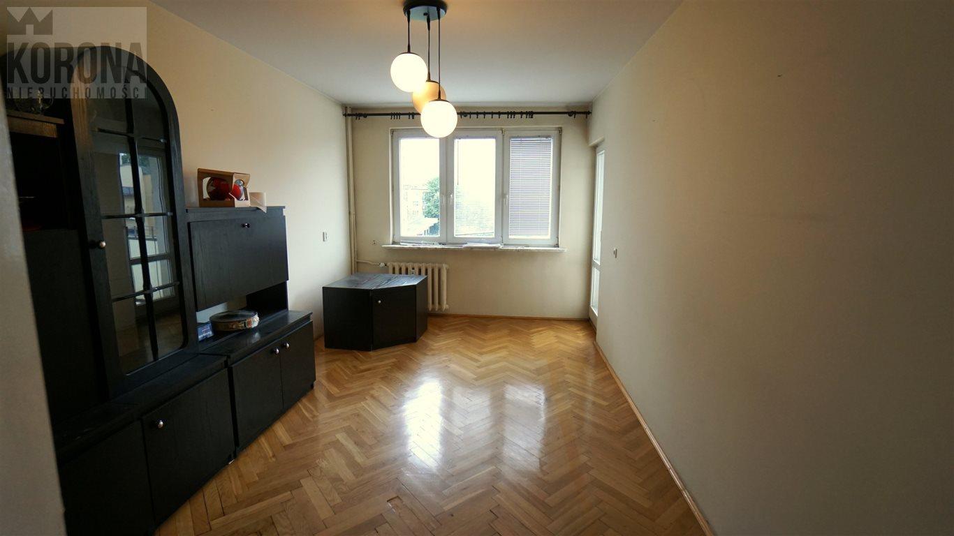 Mieszkanie trzypokojowe na wynajem Białystok, Centrum  49m2 Foto 1