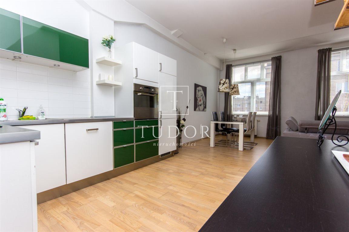 Mieszkanie dwupokojowe na wynajem Szczecin, Centrum  62m2 Foto 8