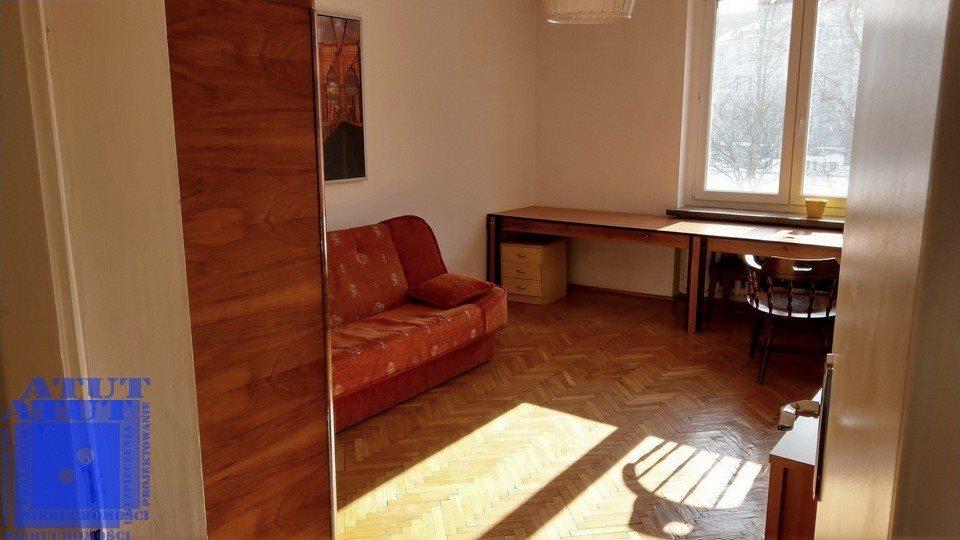 Mieszkanie dwupokojowe na wynajem Gliwice, Politechnika, Stanisława Konarskiego  45m2 Foto 1
