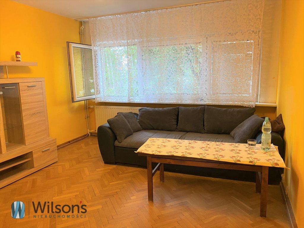 Mieszkanie trzypokojowe na wynajem Warszawa, Wola Koło, Małego Franka  48m2 Foto 2