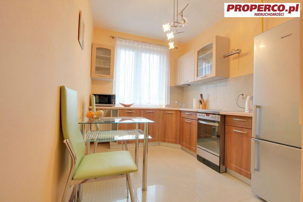 Mieszkanie trzypokojowe na wynajem Kielce, Centrum  59m2 Foto 4