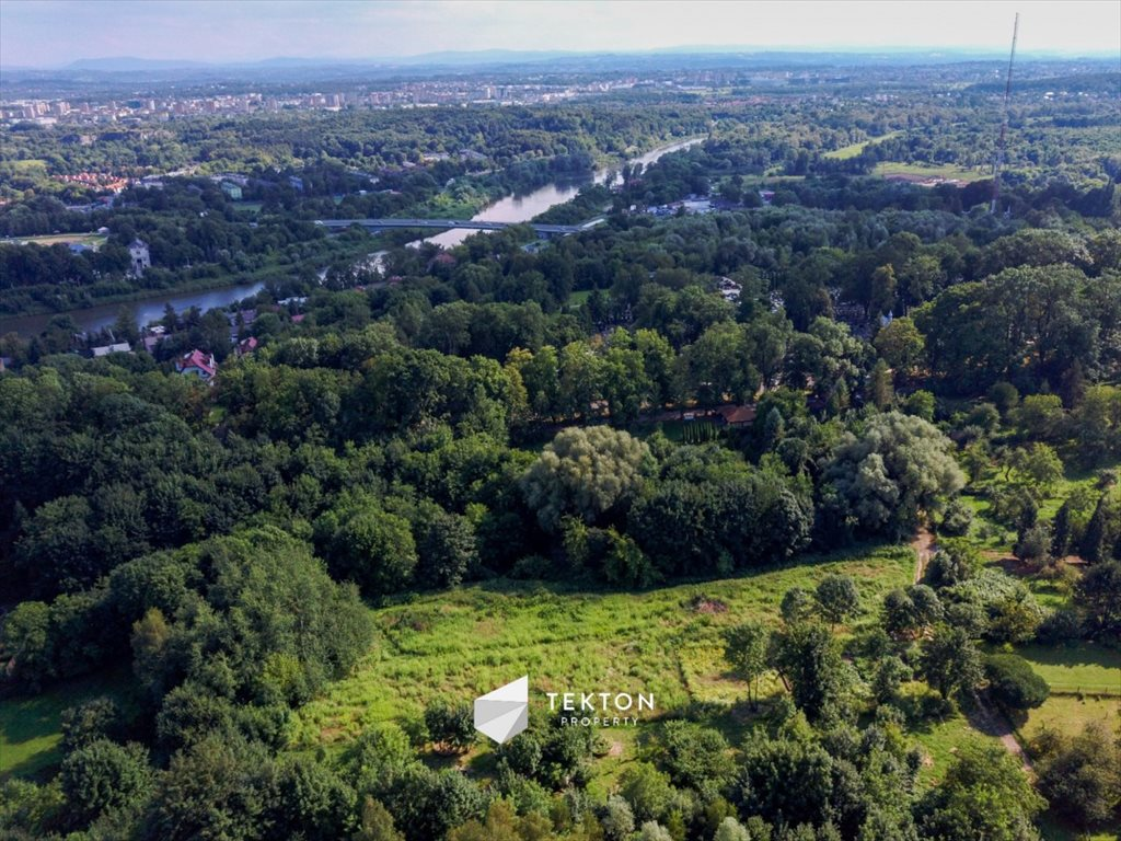 Działka leśna na sprzedaż Kraków, Salwator, Panoramiczna  4100m2 Foto 5