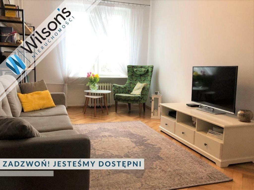 Mieszkanie dwupokojowe na sprzedaż Warszawa, Śródmieście, Stanisława Dubois  46m2 Foto 1