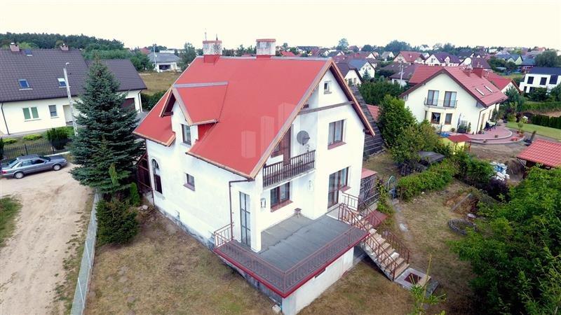 Dom na sprzedaż Starogard Gdański, Malinowa  160m2 Foto 1