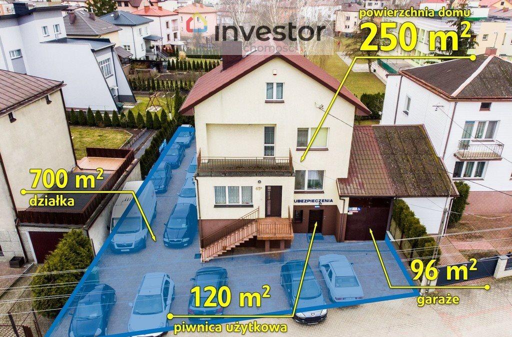 Dom na sprzedaż Łomża  350m2 Foto 2