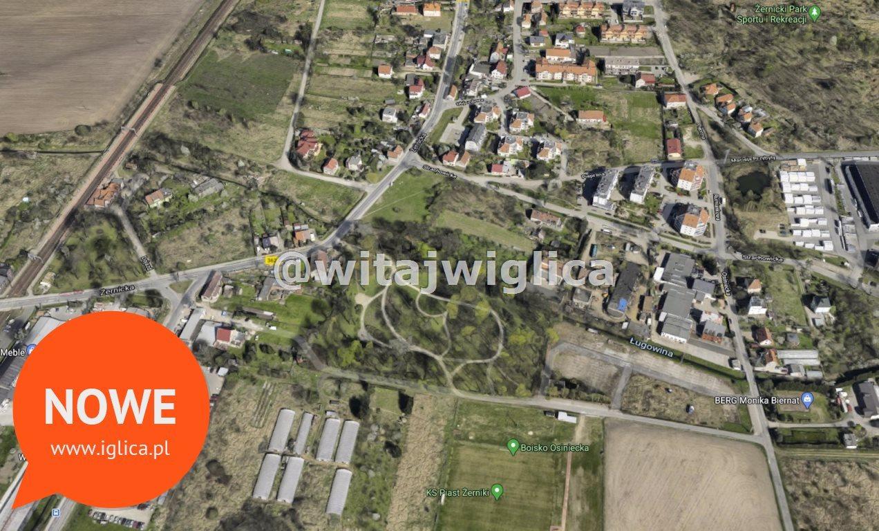 Działka inna na sprzedaż Wrocław, Fabryczna, Żerniki  5450m2 Foto 1