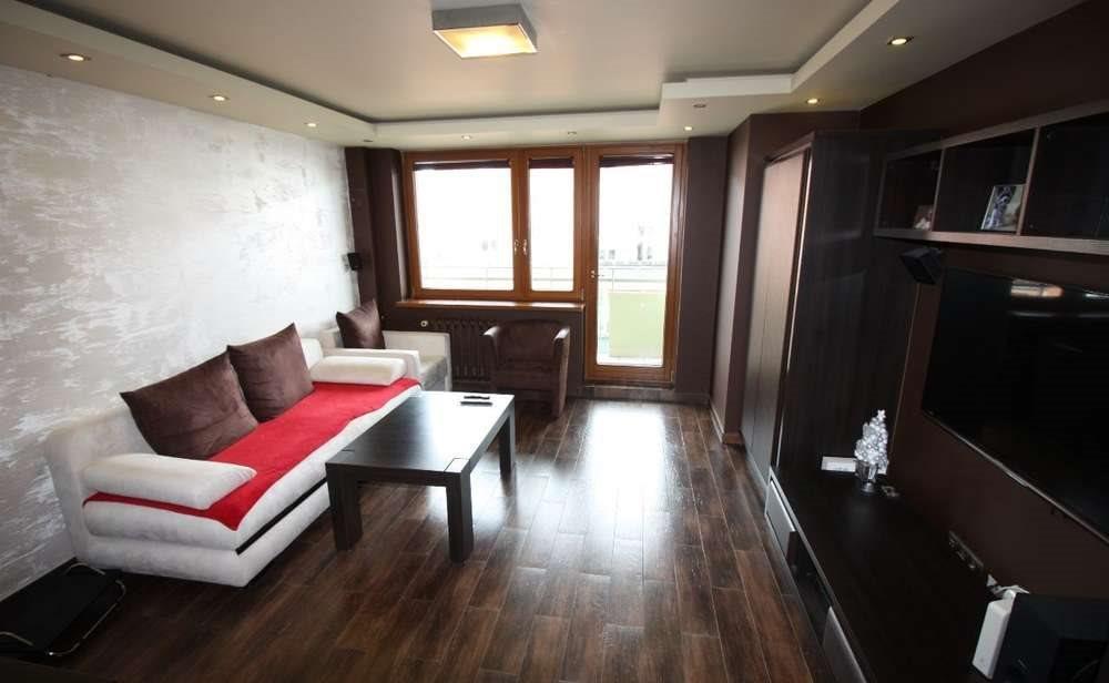 Mieszkanie czteropokojowe  na wynajem Szczecin  90m2 Foto 1