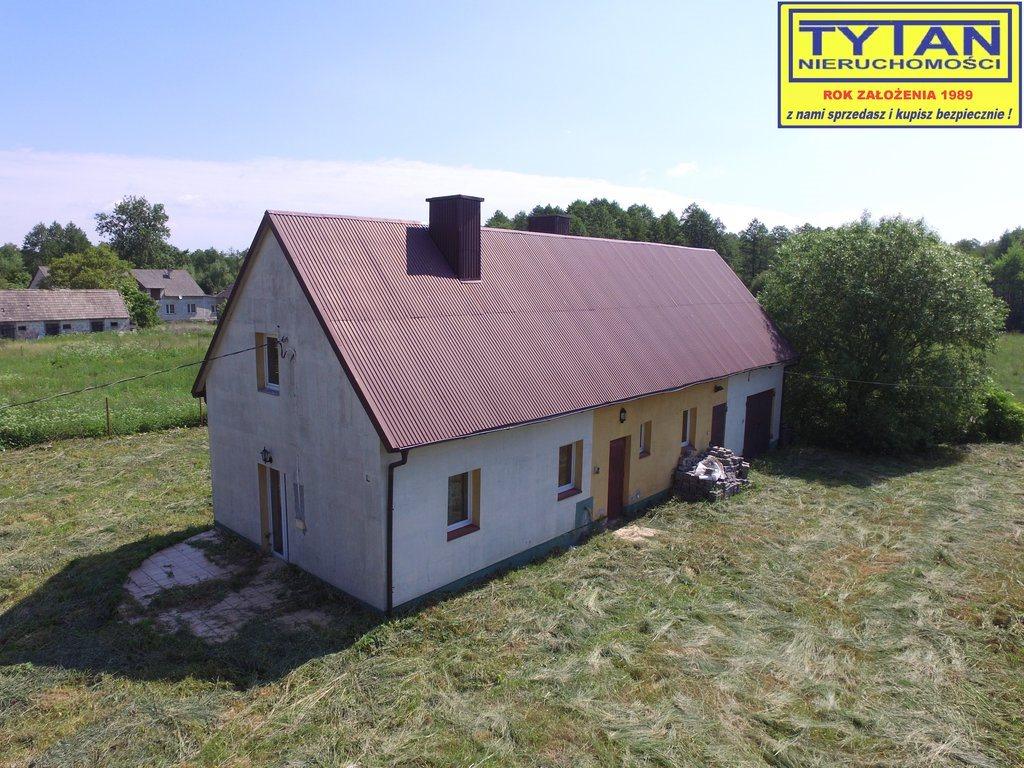 Dom na sprzedaż Pniewo, Krótka  100m2 Foto 2