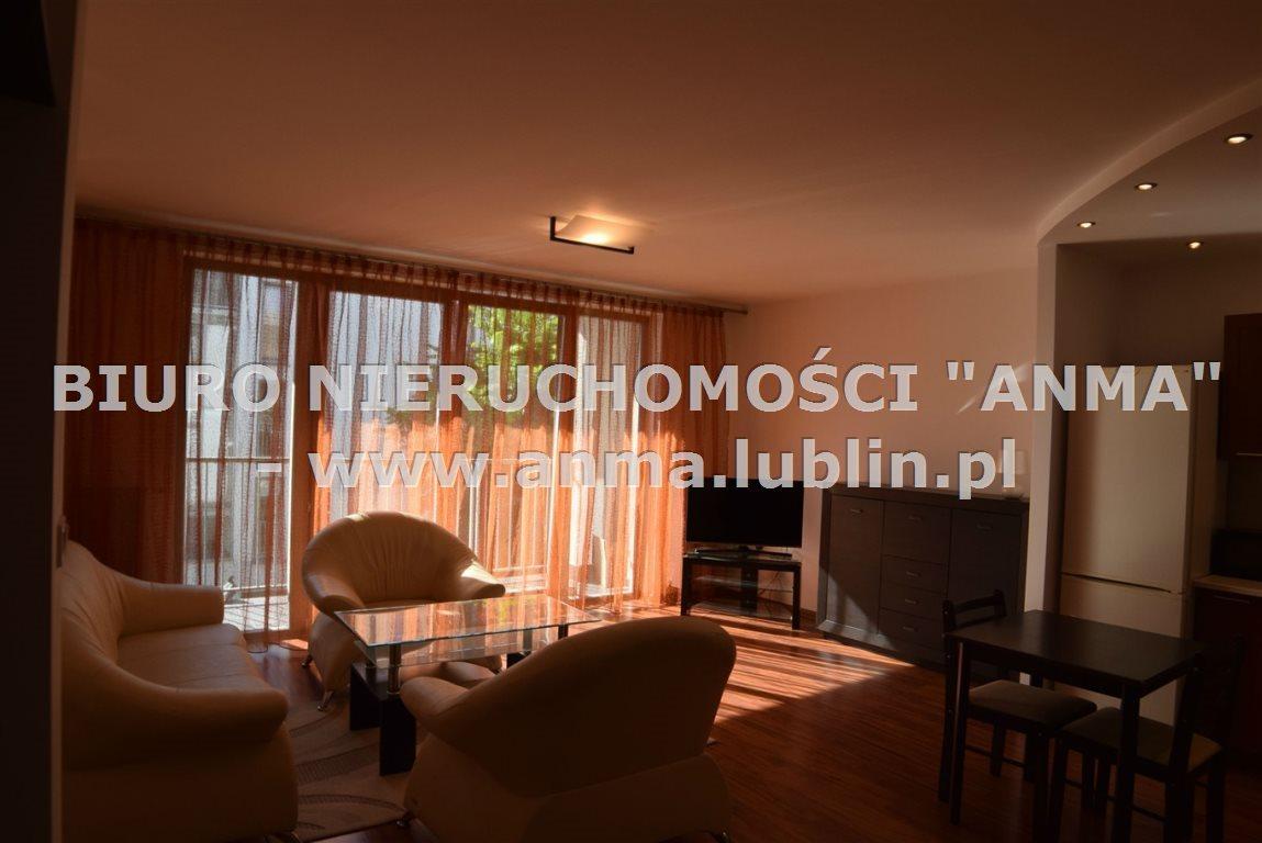 Mieszkanie dwupokojowe na wynajem Lublin, Wieniawa, Popiełuszki  50m2 Foto 2