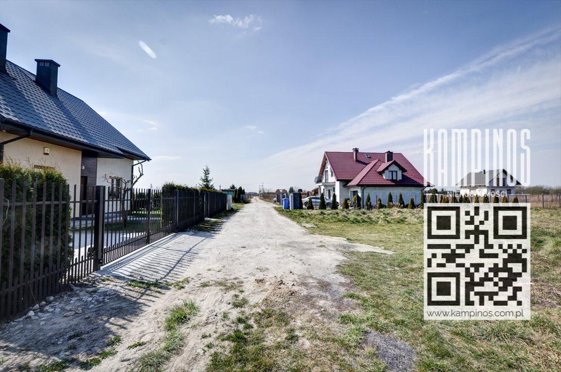 Działka budowlana na sprzedaż Zaborówek, Leszno, oferta 2757  500m2 Foto 3