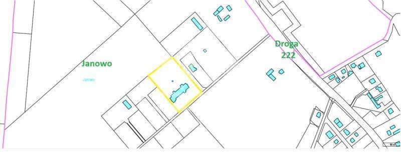 Lokal użytkowy na sprzedaż Janowo  831m2 Foto 7