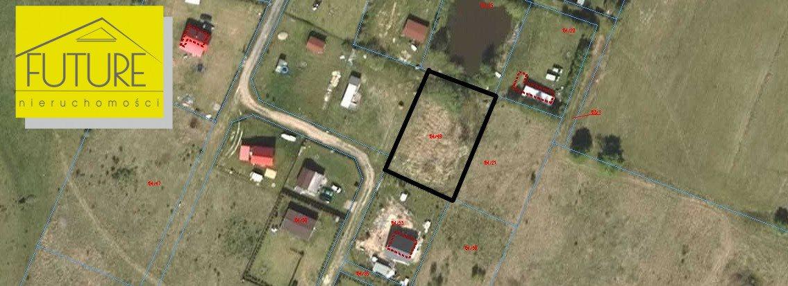 Działka rolna na sprzedaż Liksajny  1189m2 Foto 1