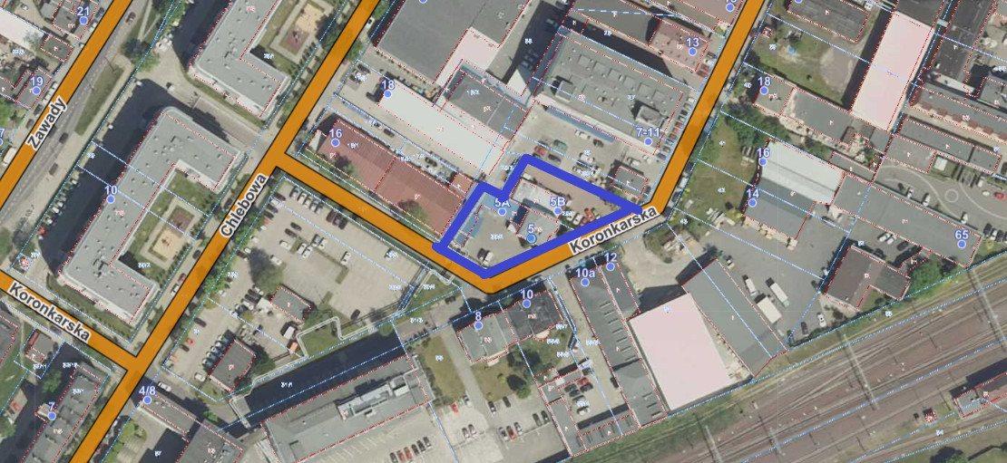 Lokal użytkowy na sprzedaż Poznań, Zawady, Koronkarska  1496m2 Foto 5