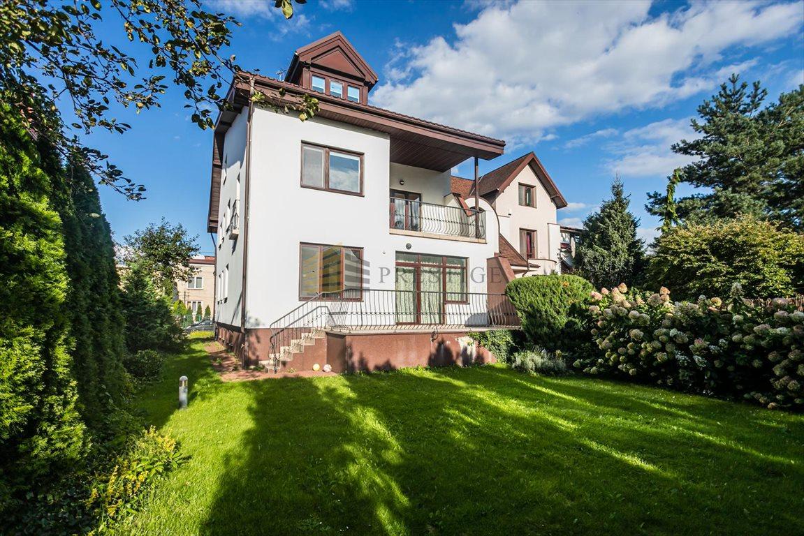 Dom na wynajem Warszawa, Wilanów, Kosiarzy  350m2 Foto 1
