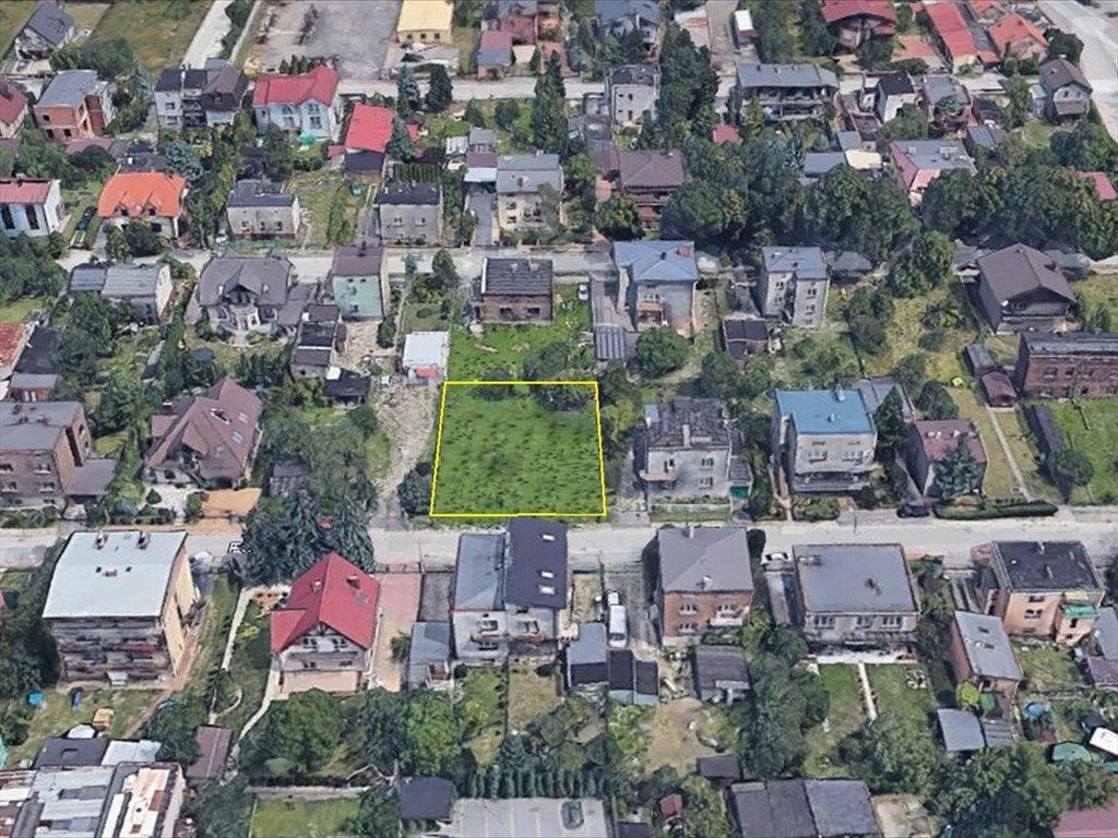 Działka budowlana na sprzedaż Sosnowiec, Milowice  652m2 Foto 4