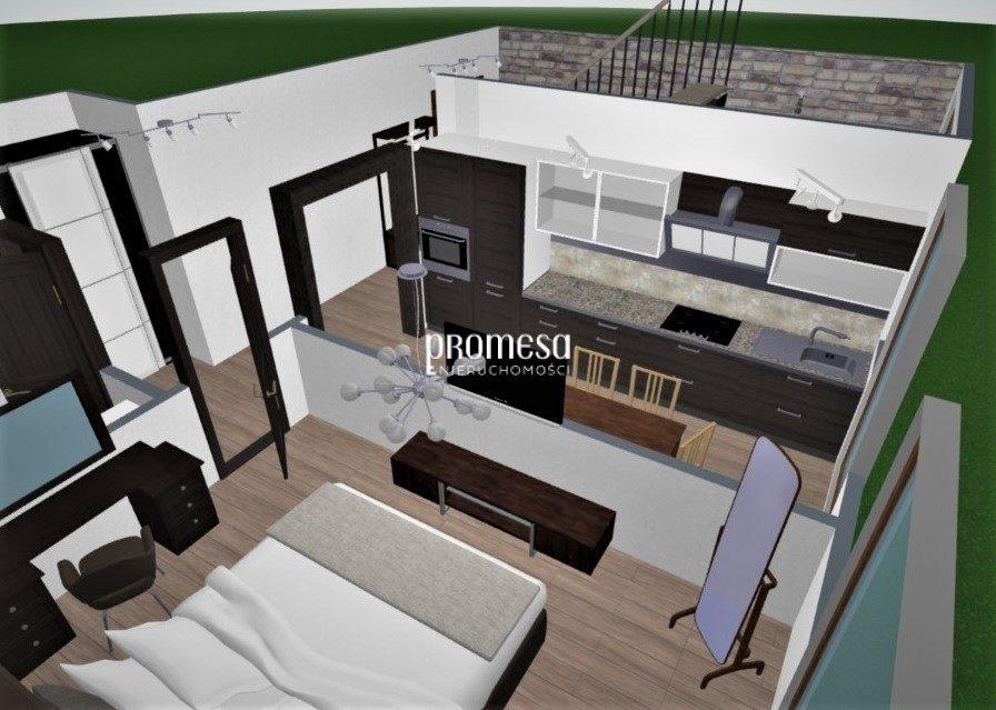 Mieszkanie trzypokojowe na sprzedaż Wrocław, Fabryczna, Leśnica  74m2 Foto 5